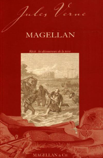 Magellan - Couverture Livre - Collection Les Explorateurs - Éditions Magellan & Cie