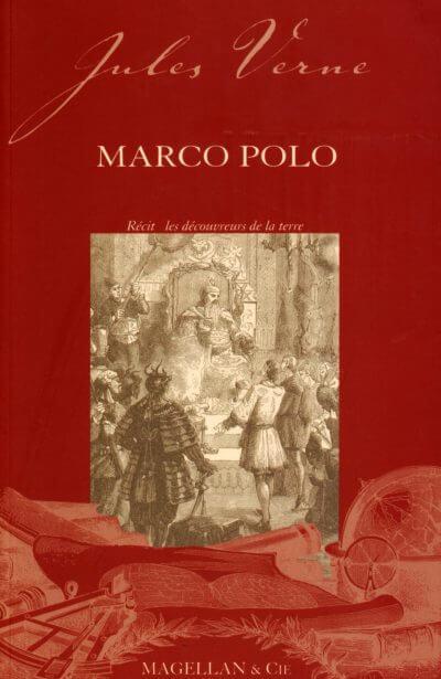 Marco Polo - Couverture Livre - Collection Les Explorateurs - Éditions Magellan & Cie