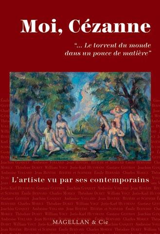 Moi, Cézanne - Couverture Livre - Collection Moi peintre - Éditions Magellan & Cie