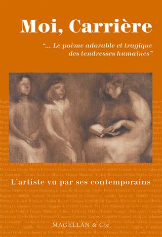 Moi, Carrière - Couverture Livre - Collection Moi peintre - Éditions Magellan & Cie