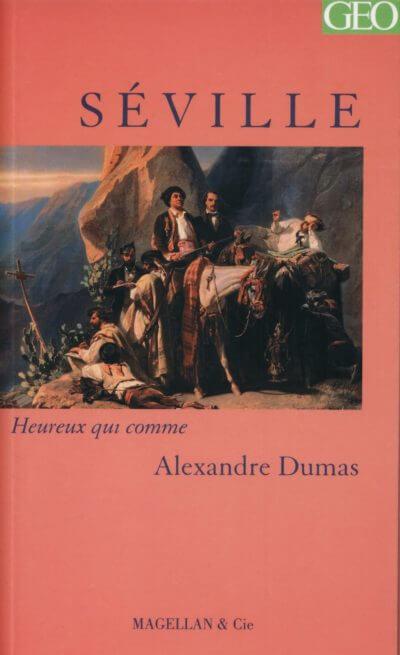 Séville - Couverture Livre - Collection Heureux qui comme... - Éditions Magellan & Cie