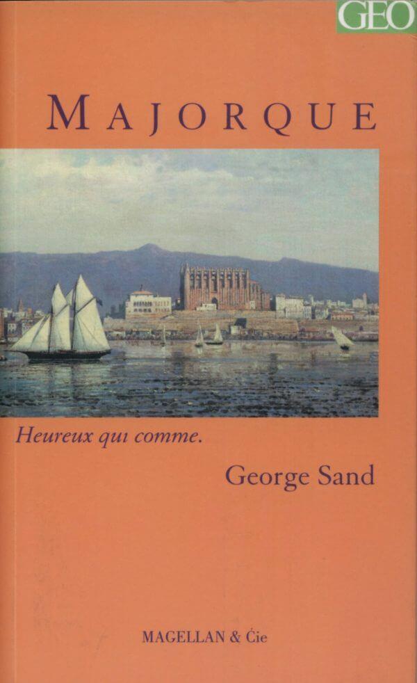 Majorque - Couverture Livre - Collection Heureux qui comme... - Éditions Magellan & Cie