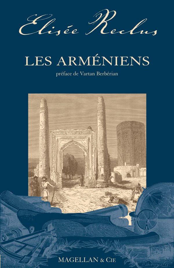 Les Arméniens - Couverture Livre - Collection Les Explorateurs - Éditions Magellan & Cie