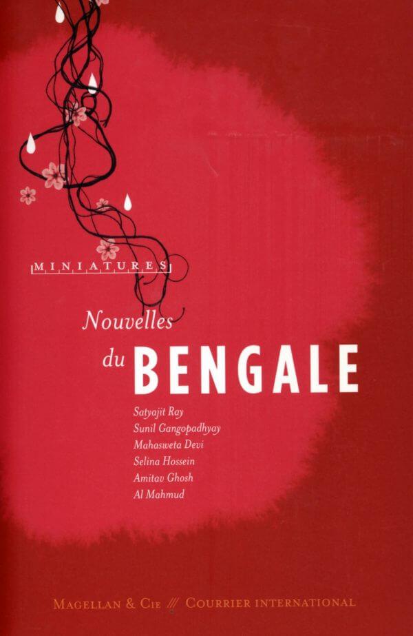 Nouvelles du Bengale - Couverture Livre - Collection Miniatures - Éditions Magellan & Cie