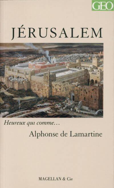 Jérusalem - Couverture Livre - Collection Heureux qui comme... - Éditions Magellan & Cie