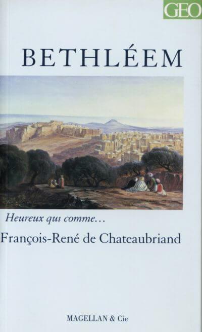 Bethléem - Couverture Livre - Collection Heureux qui comme... - Éditions Magellan & Cie