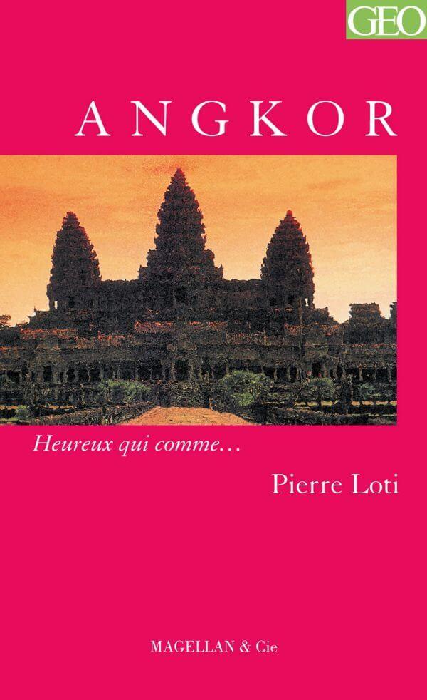Angkor - Couverture Livre - Collection Heureux qui comme... - Éditions Magellan & Cie