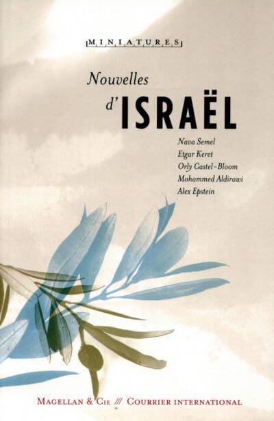 Nouvelles D'israël - Couverture Livre - Collection Miniatures - Éditions Magellan & Cie