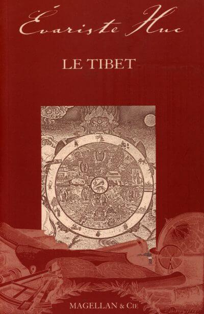 Le Tibet - Couverture Livre - Collection Les Explorateurs - Éditions Magellan & Cie