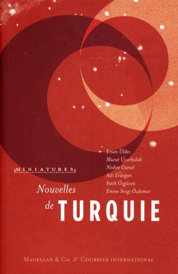 Nouvelles De Turquie - Couverture Livre - Collection Miniatures - Éditions Magellan & Cie