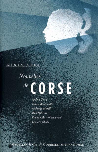 Nouvelles De Corse - Couverture Livre - Collection Miniatures - Éditions Magellan & Cie