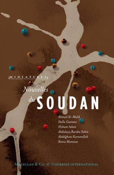 Nouvelles du Soudan - Couverture Livre - Collection Miniatures - Éditions Magellan & Cie