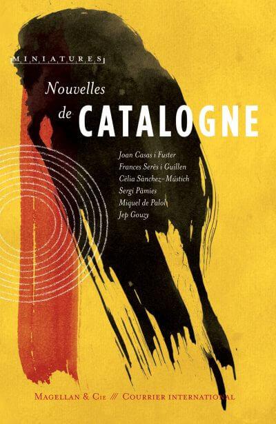 Nouvelles De Catalogne - Couverture Livre - Collection Miniatures - Éditions Magellan & Cie