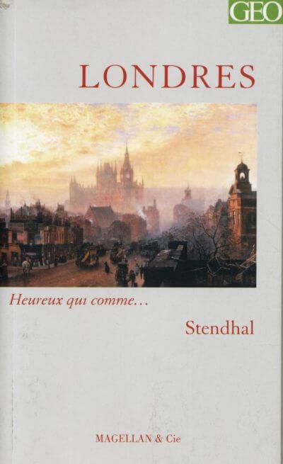 Londres - Couverture Livre - Collection Heureux qui comme... - Éditions Magellan & Cie