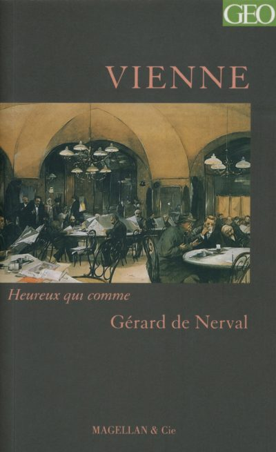 Vienne - Couverture Livre - Collection Heureux qui comme... - Éditions Magellan & Cie