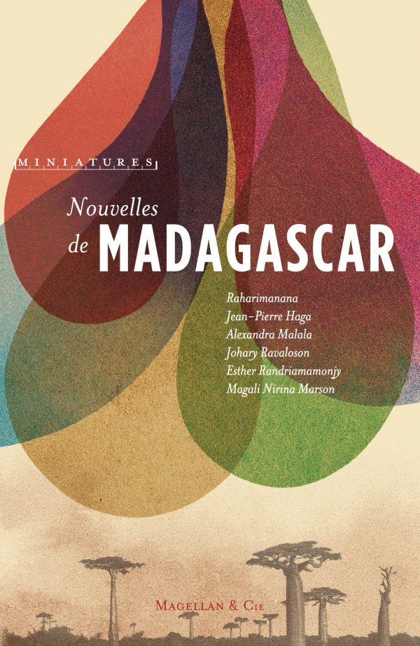 Nouvelles De Madagascar - Couverture Livre - Collection Miniatures - Éditions Magellan & Cie