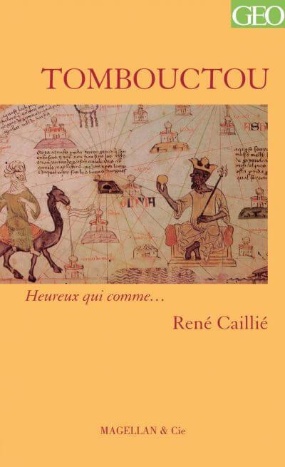 Tombouctou - Couverture Livre - Collection Heureux qui comme... - Éditions Magellan & Cie