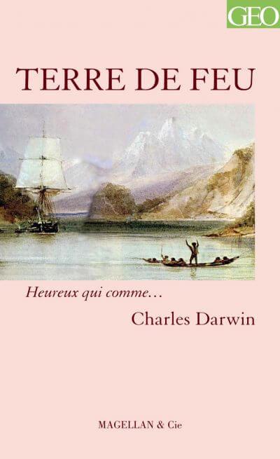 Terre De Feu - Couverture Livre - Collection Heureux qui comme... - Éditions Magellan & Cie