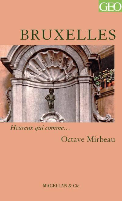 Bruxelles - Couverture Livre - Collection Heureux qui comme... - Éditions Magellan & Cie