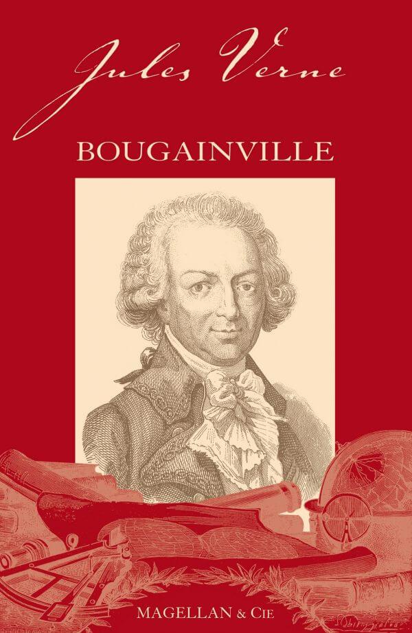 Bougainville - Couverture Livre - Collection Les Explorateurs - Éditions Magellan & Cie