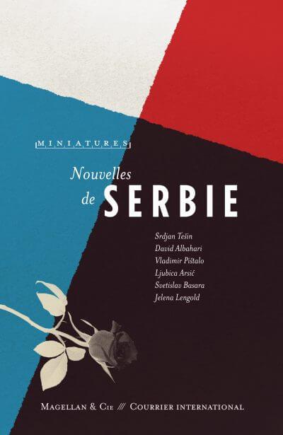 Nouvelles De Serbie - Couverture Livre - Collection Miniatures - Éditions Magellan & Cie