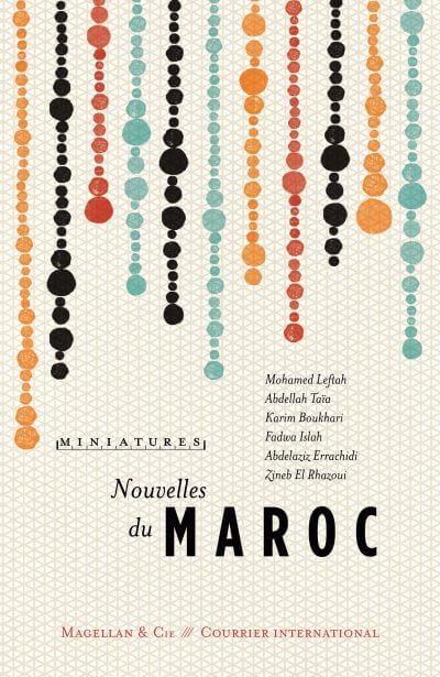 Nouvelles du Maroc - Couverture Livre - Collection Miniatures - Éditions Magellan & Cie