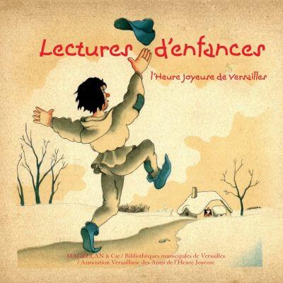 Lectures D'enfance - Couverture Livre - Collection Mémoires d'institutions - Éditions Magellan & Cie