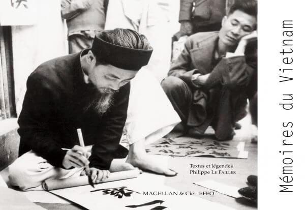 Mémoires du Vietnam - Couverture Livre - Collection Mémoires d'institutions - Éditions Magellan & Cie