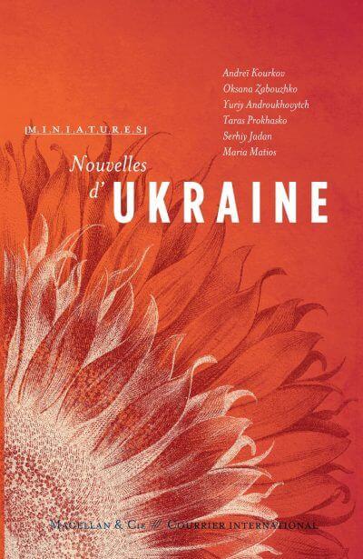 Nouvelles D'ukraine - Couverture Livre - Collection Miniatures - Éditions Magellan & Cie