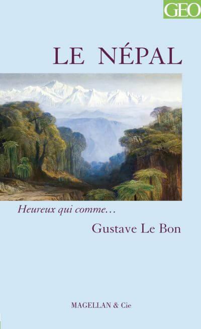 Le Népal - Couverture Livre - Collection Heureux qui comme... - Éditions Magellan & Cie