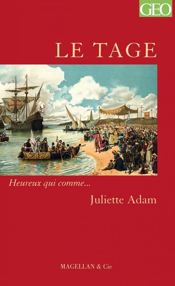 Le Tage - Couverture Livre - Collection Heureux qui comme... - Éditions Magellan & Cie
