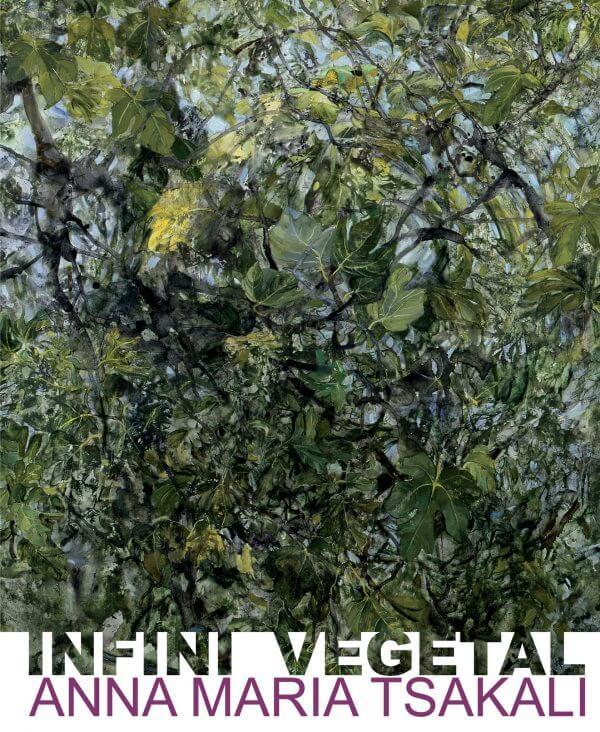 Infini Végétal - Couverture Livre - Collection Spectacles vivants - Éditions Magellan & Cie