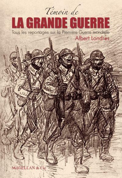 La Grande Guerre - Couverture Livre - Collection Les Explorateurs - Éditions Magellan & Cie