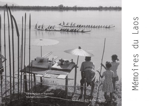 Mémoires du Laos - Couverture Livre - Collection Mémoires d'institutions - Éditions Magellan & Cie