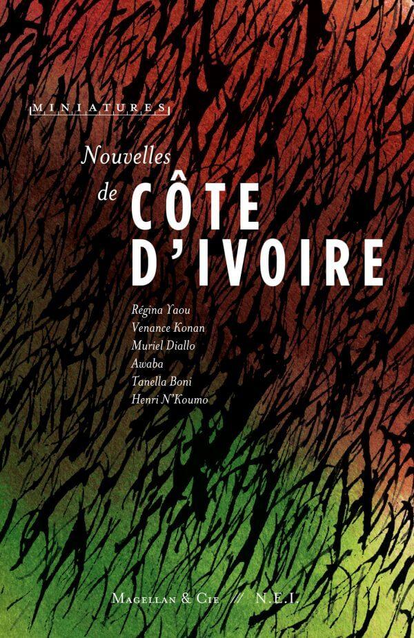 Nouvelles De Côte D'ivoire - Couverture Livre - Collection Miniatures - Éditions Magellan & Cie