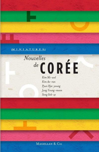 Nouvelles De Corée - Couverture Livre - Collection Miniatures - Éditions Magellan & Cie