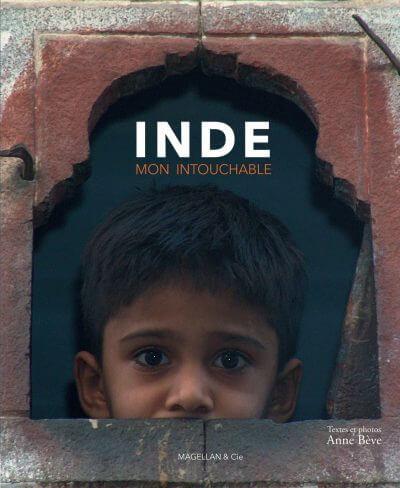 Inde, Mon Intouchable - Couverture Livre - Collection Merveilles du monde - Éditions Magellan & Cie