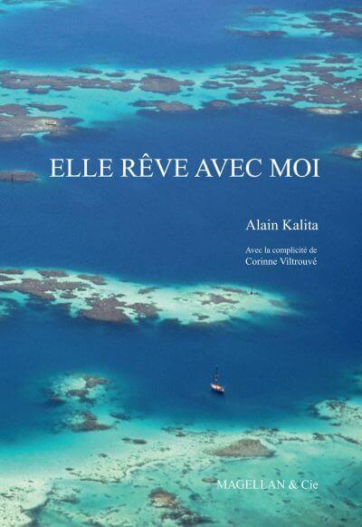 Elle Rêve Avec Moi - Couverture Livre - Collection Les Ancres contemporaines - Éditions Magellan & Cie