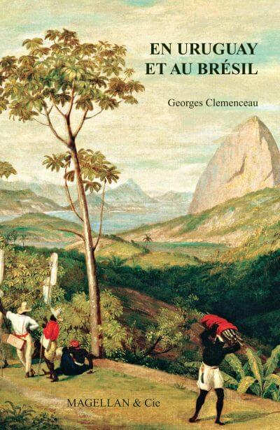 En Uruguay Et Au Brésil - Couverture Livre - Collection Les Explorateurs - Éditions Magellan & Cie