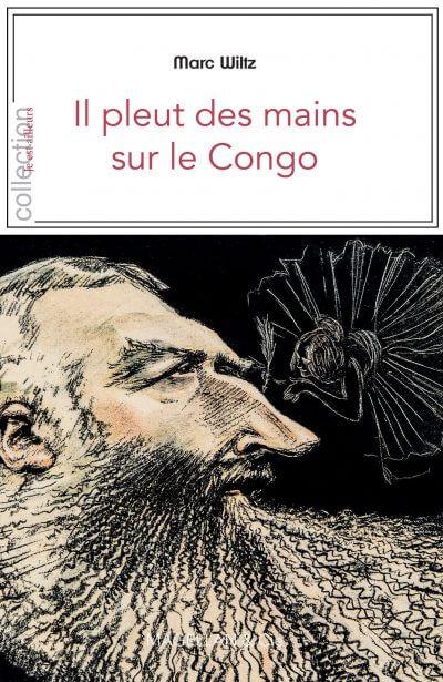 Il Pleut Des Mains Sur Le Congo - Couverture Livre - Collection Je est ailleurs - Éditions Magellan & Cie