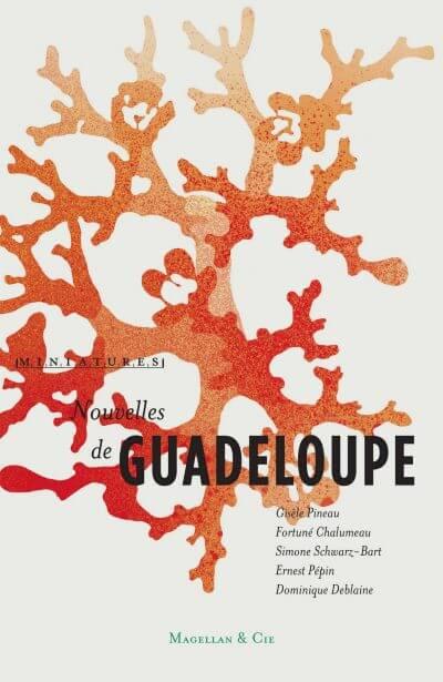 Nouvelles De Guadeloupe - Couverture Livre - Collection Miniatures - Éditions Magellan & Cie