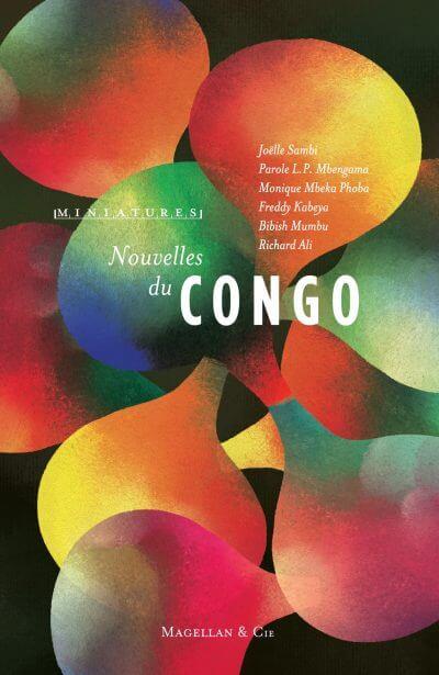 Nouvelles du Congo - Couverture Livre - Collection Miniatures - Éditions Magellan & Cie