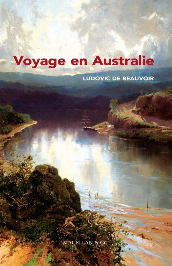 Voyage En Australie - Couverture Livre - Collection Les Explorateurs - Éditions Magellan & Cie