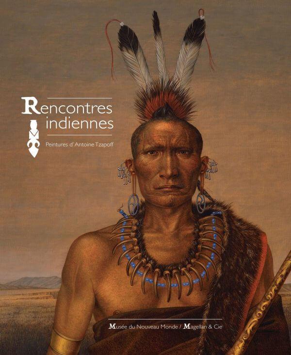 Rencontres Indiennes - Couverture Livre - Collection Spectacles vivants - Éditions Magellan & Cie