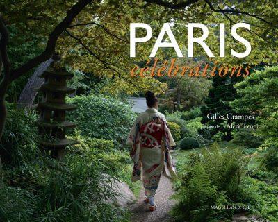 Paris, Célébrations - Couverture Livre - Collection Merveilles du monde - Éditions Magellan & Cie