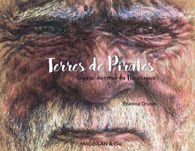 Terres De Pirates - Couverture Livre - Collection Coups de crayon - Éditions Magellan & Cie