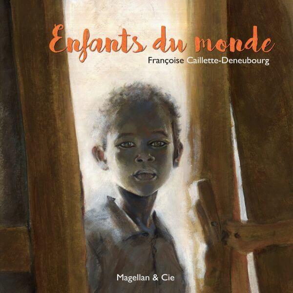 Enfants du Monde - Couverture Livre - Collection Coups de crayon - Éditions Magellan & Cie