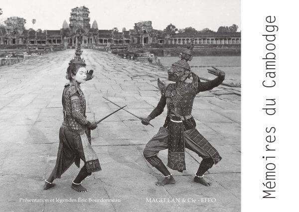 Mémoires du Cambodge - Couverture Livre - Collection Mémoires d'institutions - Éditions Magellan & Cie