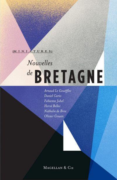 Nouvelles De Bretagne - Couverture Livre - Collection Miniatures - Éditions Magellan & Cie