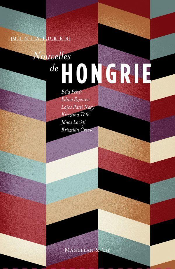 Nouvelles De Hongrie - Couverture Livre - Collection Miniatures - Éditions Magellan & Cie